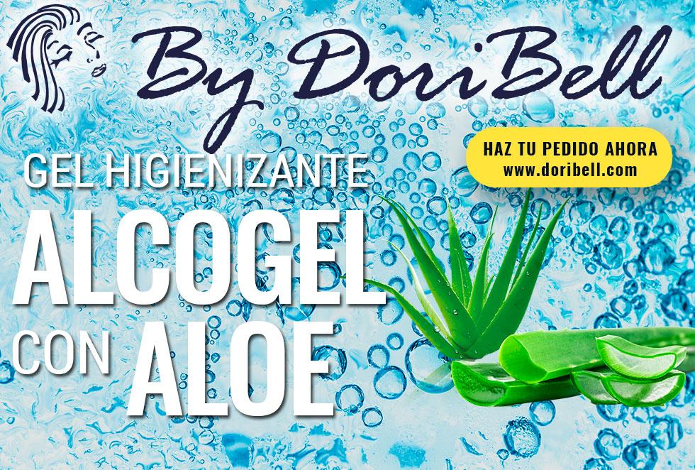 Oferta Nuevo Alcogel ByDoribell