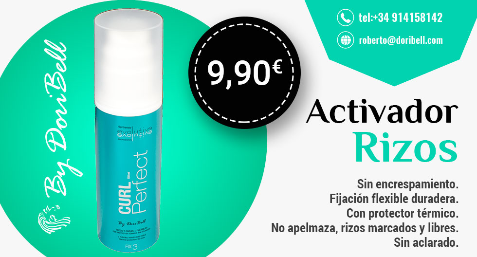 Activador de Rizos CurlPerfect 150ml