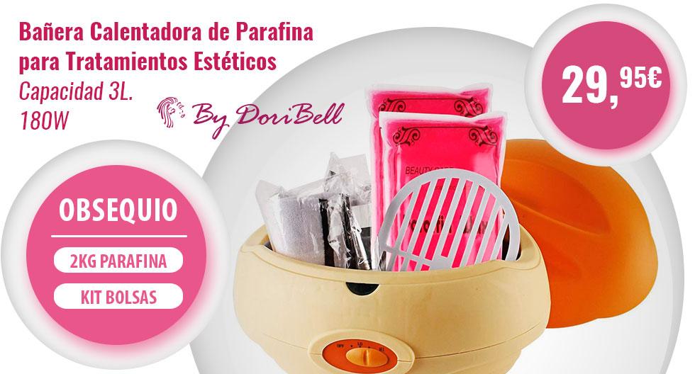 Bañera Calentadora Parafina | Tratamientos Estéticos