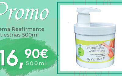 Crema Reafirmante Antiestrias 500ml