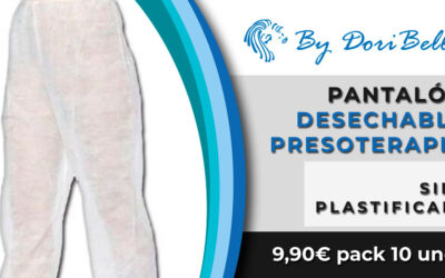 Pantalones de Presoterapia Paquete 10u