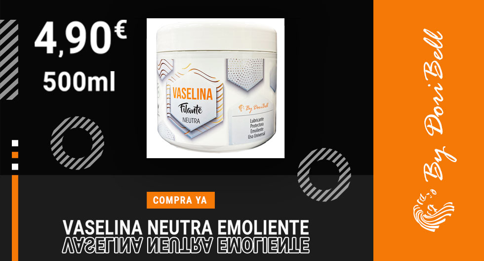 Vaselina Neutra Emoliente 500ml